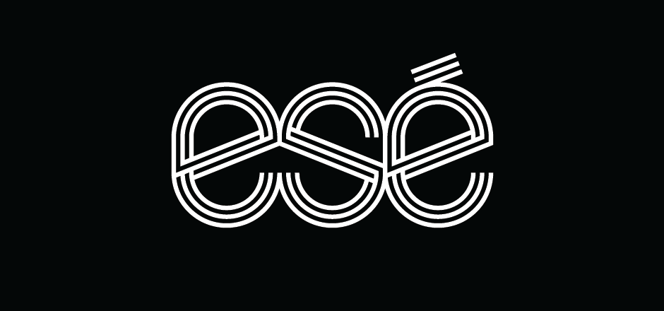 esé studio logo and website by @comebackstudio