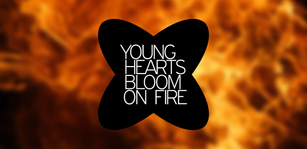 Young Hearts Bloom on Fire