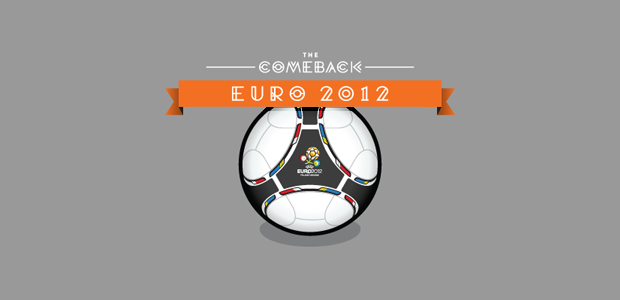 euro 2012 characters by @comebackstudio