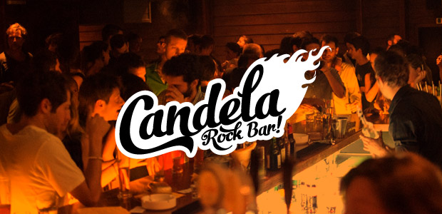 Candela Logo and posters by @comebacstudio