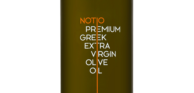 Notio Olive Oil by the Comeback Studio.