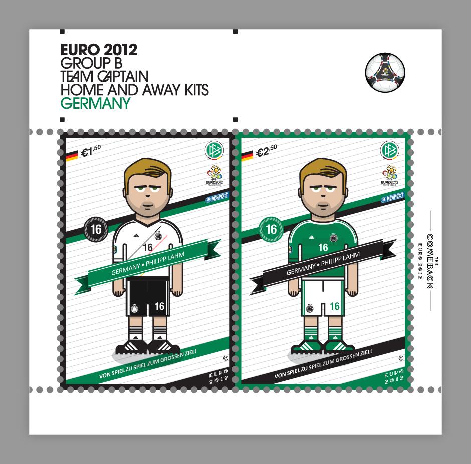 Germany_euro 2012 characters by @comebackstudio