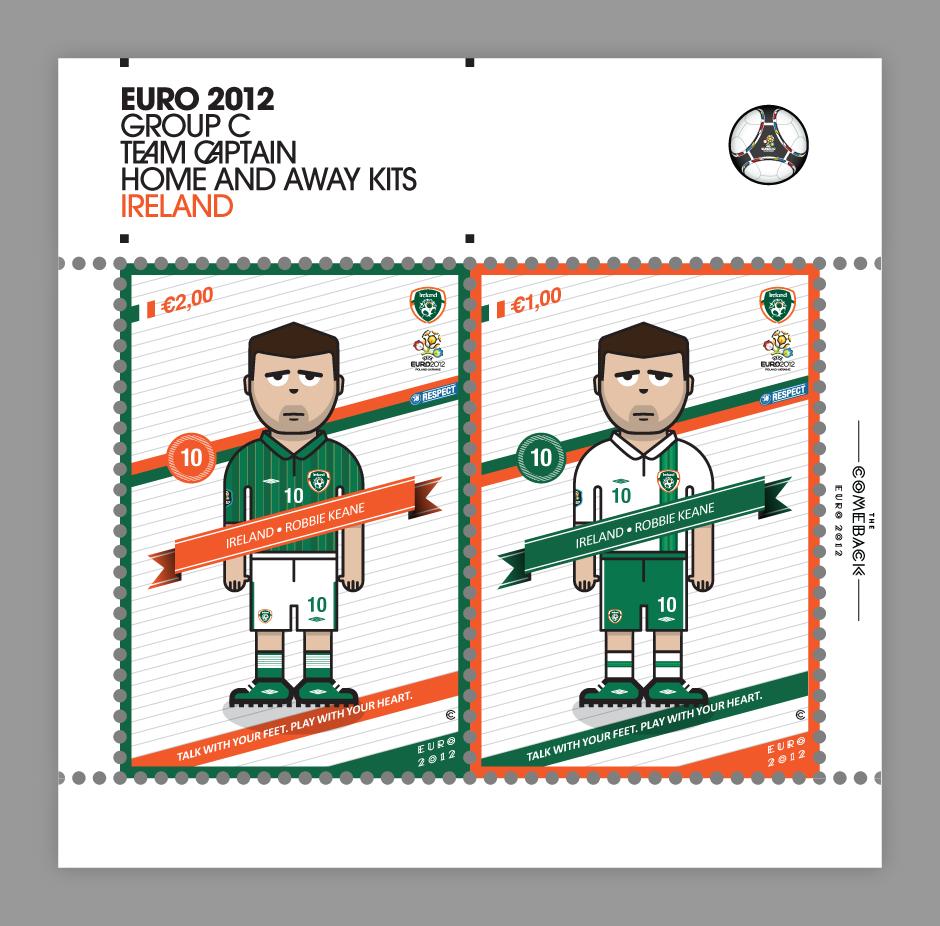 Ireland_euro 2012 characters by @comebackstudio