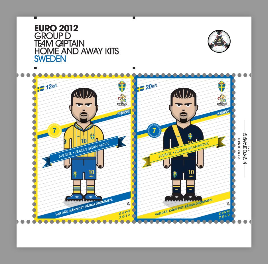 Sweden_euro 2012 characters by @comebackstudio