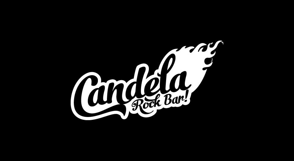 Candela Logo and poster by @comebacstudio