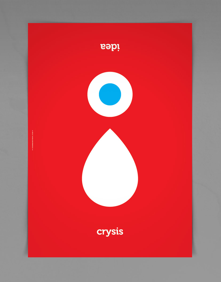 Crysis Poster for Crisis is a greek word by @comebackstudio
