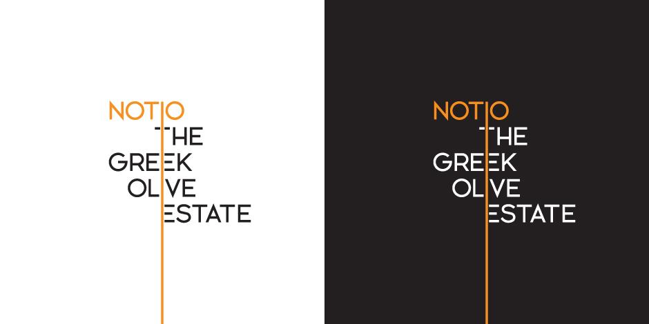 Notio Goods identity by the Comeback Studio.