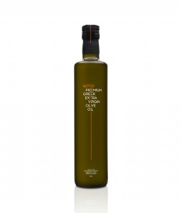Notio Olive Oil packaging by the Comeback Studio.