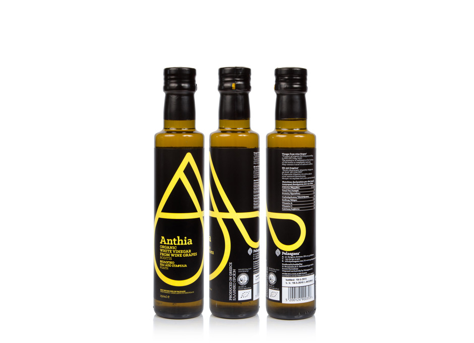 Anthia Wine Vinegar by the @comebackstudio