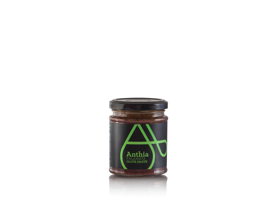 Anthia Olive oil paste packaging