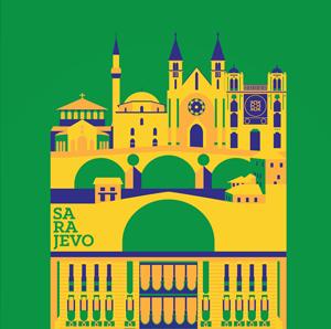 Sarajevo 100 poster