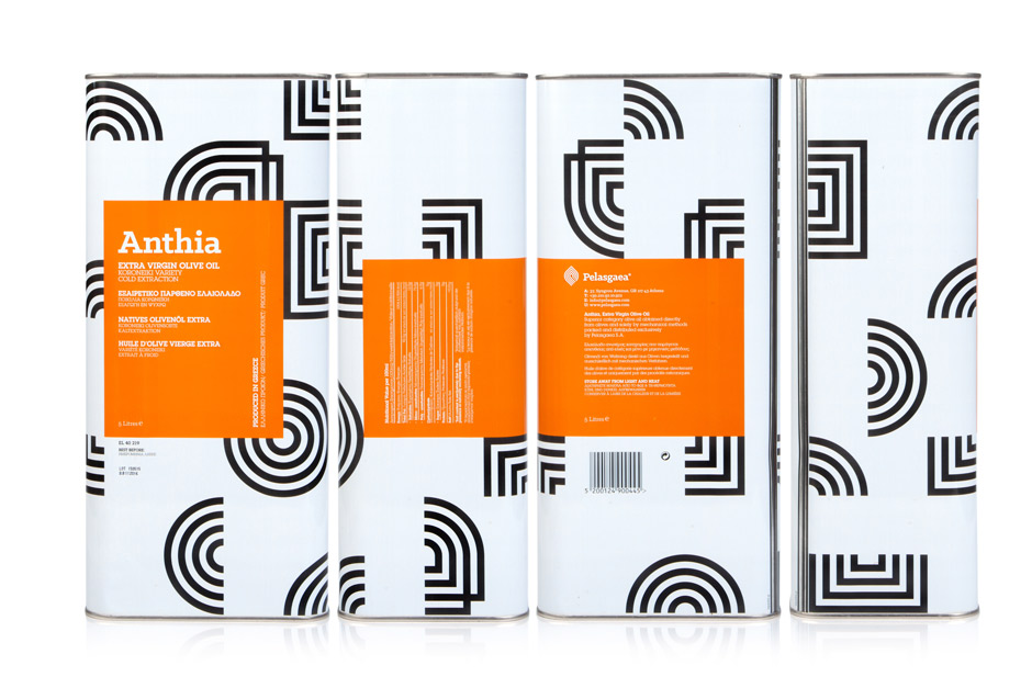 Anthia Extra Virgin Olive oil 5LT Koroneiki by the @comebackstudio