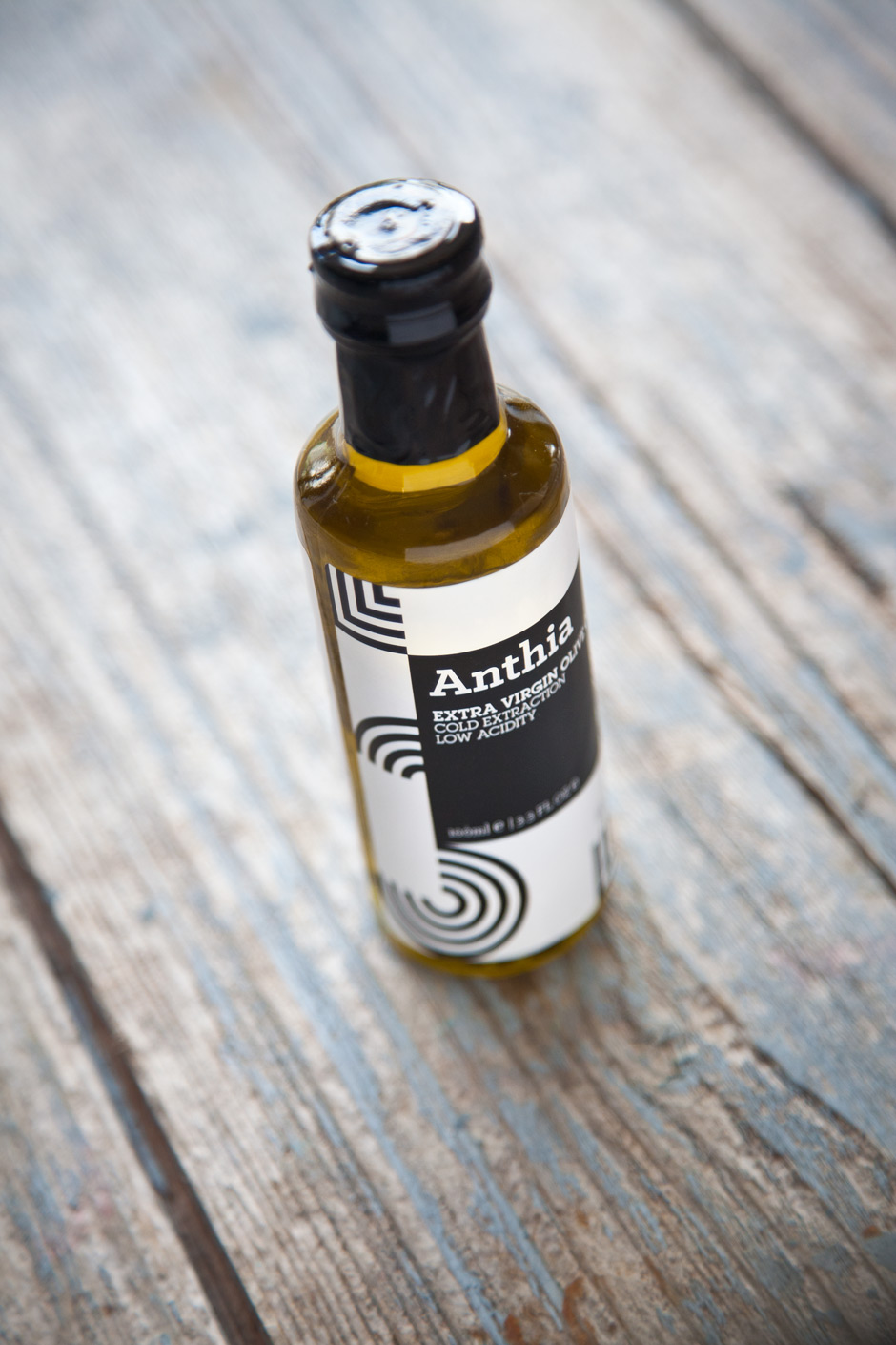 Anthia Extra Virgin Olive oil 100ml by the @comebackstudio