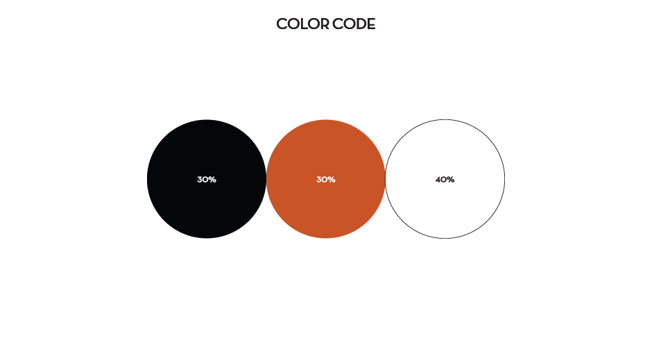 QPi restaurant logo color codes by @comebackstudio