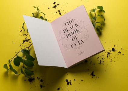 The Black Book of FYTA by @comebackstudio